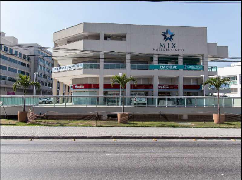 1 - Sala Comercial 20m² à venda Pechincha, Rio de Janeiro - R$ 100.000 - SVSL00006 - 1