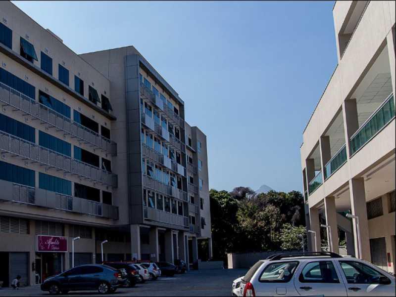 3 - Sala Comercial 20m² à venda Pechincha, Rio de Janeiro - R$ 100.000 - SVSL00006 - 4
