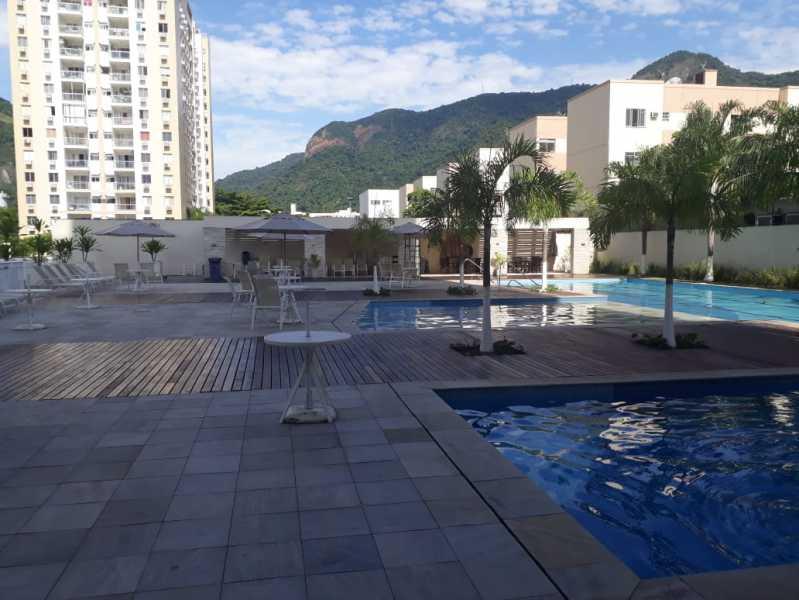21 - Apartamento 2 quartos à venda Camorim, Rio de Janeiro - R$ 390.000 - SVAP20231 - 23