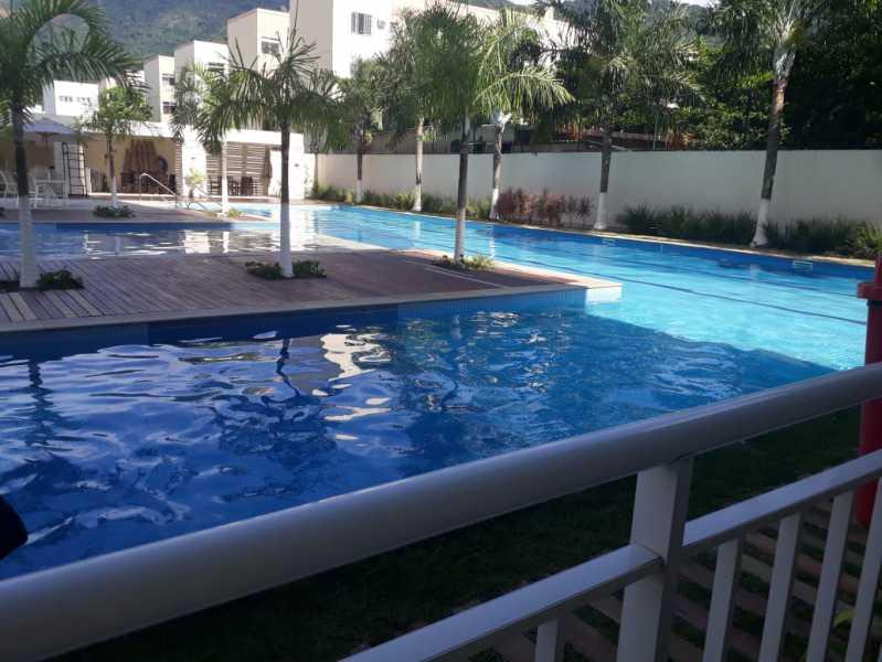 25 - Apartamento 2 quartos à venda Camorim, Rio de Janeiro - R$ 390.000 - SVAP20231 - 27