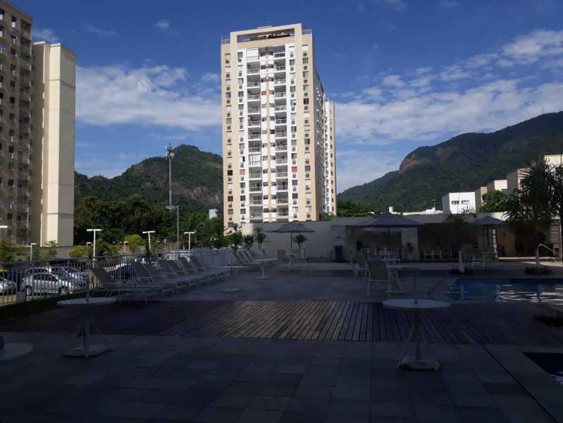 27 - Apartamento 2 quartos à venda Camorim, Rio de Janeiro - R$ 390.000 - SVAP20231 - 1