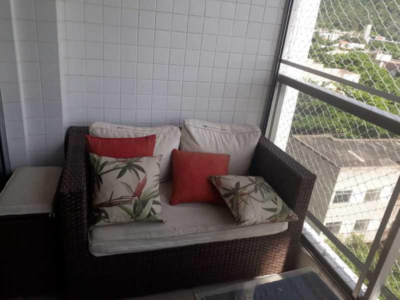 19 - Apartamento 2 quartos à venda Camorim, Rio de Janeiro - R$ 390.000 - SVAP20231 - 29