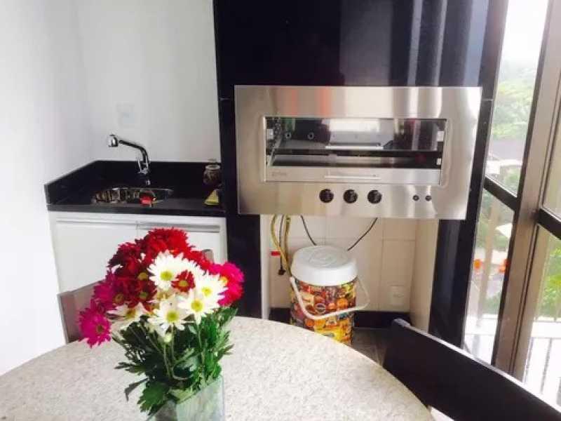 2394_G1548183665 - Apartamento 2 quartos à venda Barra da Tijuca, Rio de Janeiro - R$ 1.200.000 - SVAP20234 - 3