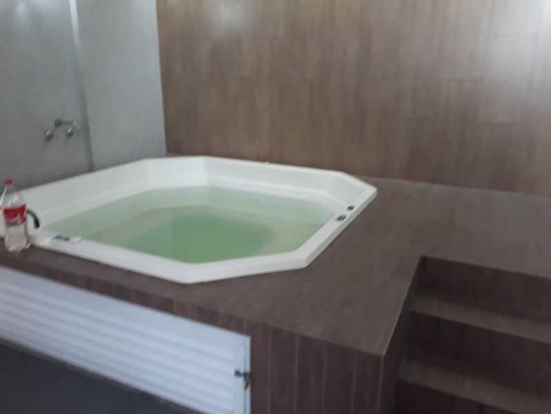 7. - Cobertura 3 quartos à venda Taquara, Rio de Janeiro - R$ 575.000 - SVCO30023 - 1