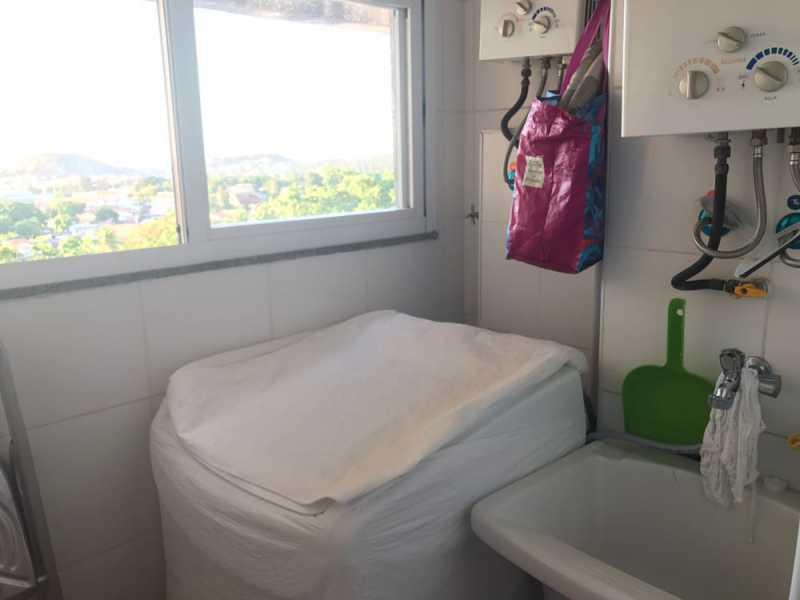 13 - Cobertura 3 quartos à venda Taquara, Rio de Janeiro - R$ 575.000 - SVCO30023 - 9