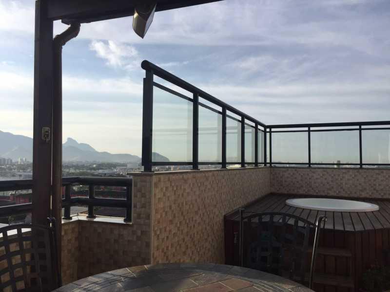 22 - Cobertura 3 quartos à venda Taquara, Rio de Janeiro - R$ 575.000 - SVCO30023 - 6
