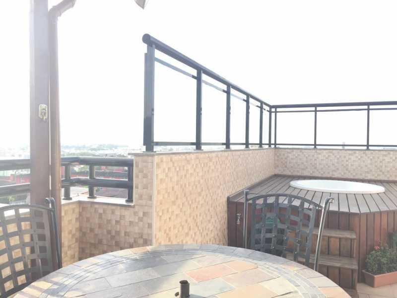8 - Cobertura 3 quartos à venda Taquara, Rio de Janeiro - R$ 575.000 - SVCO30023 - 3