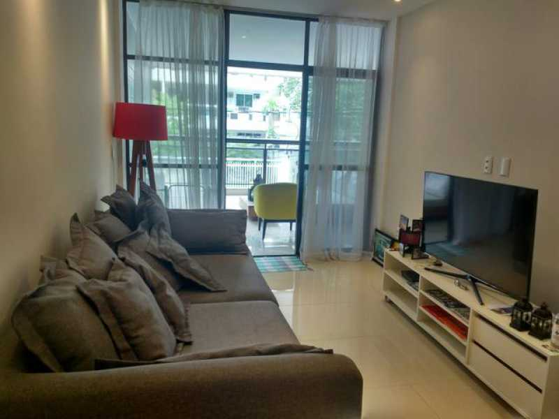 1 - Apartamento 2 quartos à venda Recreio dos Bandeirantes, Rio de Janeiro - R$ 652.000 - SVAP20251 - 3