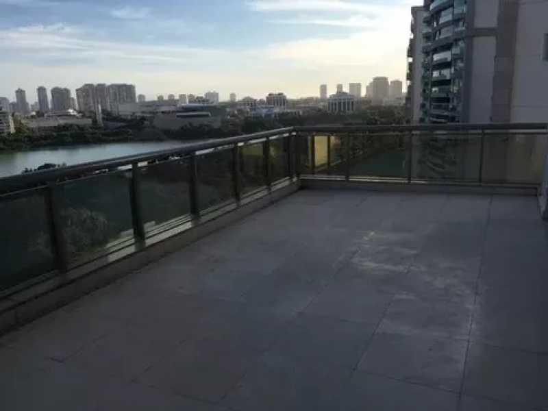 2 - Apartamento 4 quartos para alugar Barra da Tijuca, Rio de Janeiro - R$ 8.500 - SVAP40059 - 3