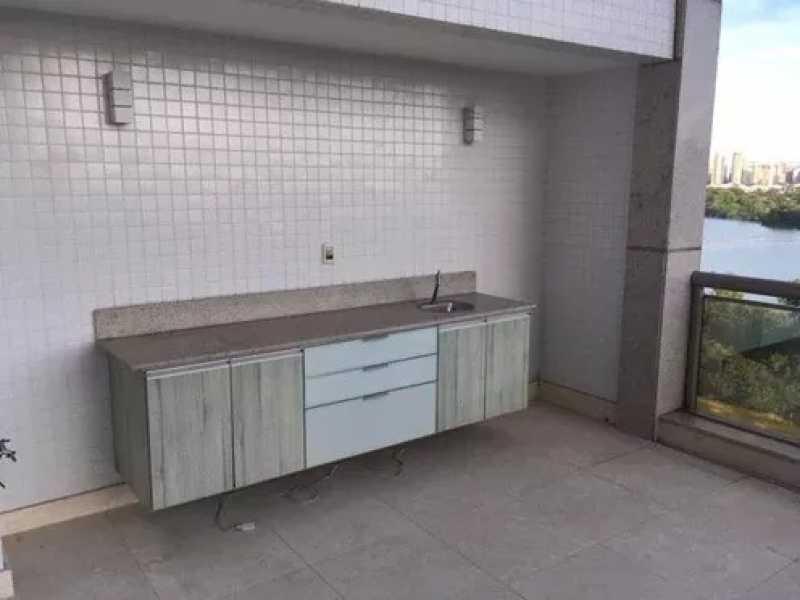 16 - Apartamento 4 quartos para alugar Barra da Tijuca, Rio de Janeiro - R$ 8.500 - SVAP40059 - 17