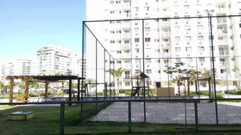 1 - Apartamento À Venda - Barra da Tijuca - Rio de Janeiro - RJ - SVAP20252 - 1