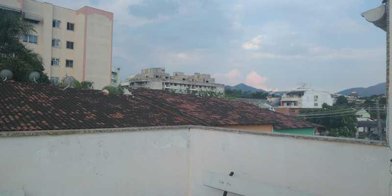 1 - Casa de Vila 4 quartos à venda Pechincha, Rio de Janeiro - R$ 380.000 - SVCV40003 - 1