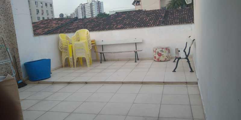 3 - Casa de Vila 4 quartos à venda Pechincha, Rio de Janeiro - R$ 380.000 - SVCV40003 - 4