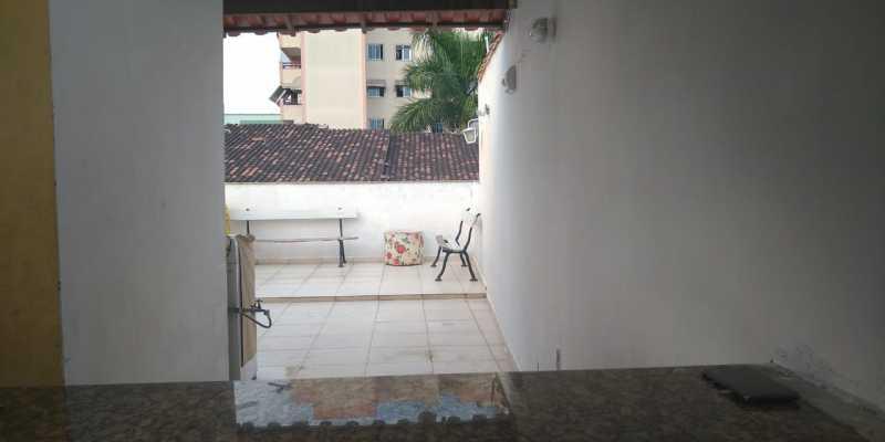 4 - Casa de Vila 4 quartos à venda Pechincha, Rio de Janeiro - R$ 380.000 - SVCV40003 - 5