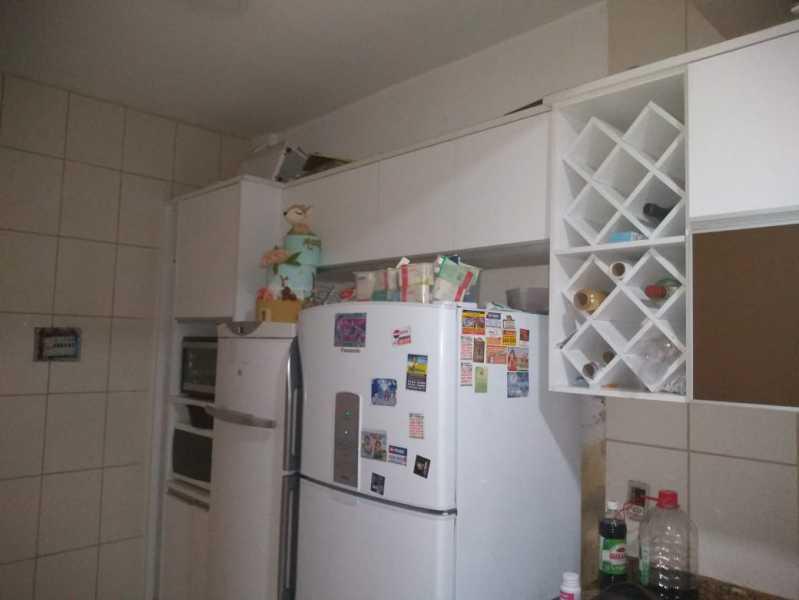 8 - Casa de Vila 4 quartos à venda Pechincha, Rio de Janeiro - R$ 380.000 - SVCV40003 - 9