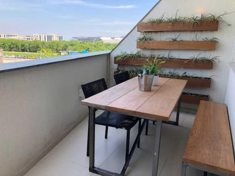 IMG_4150 - Apartamento 2 quartos à venda Barra da Tijuca, Rio de Janeiro - R$ 564.900 - SVAP20255 - 10