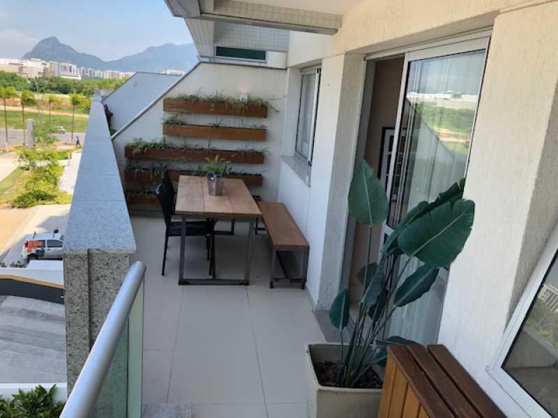 IMG_4155 - Apartamento 2 quartos à venda Barra da Tijuca, Rio de Janeiro - R$ 564.900 - SVAP20255 - 9