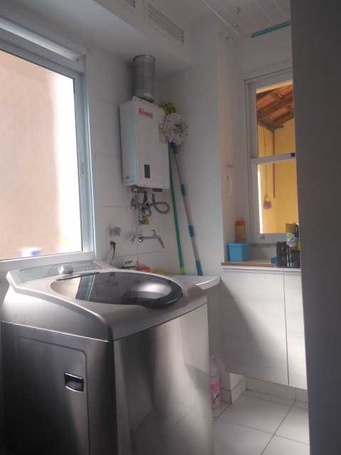 8 - Apartamento À Venda - Taquara - Rio de Janeiro - RJ - SVAP20261 - 9