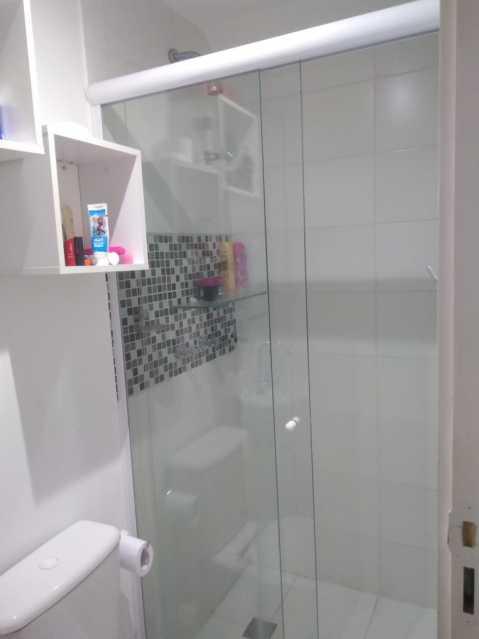 10 - Apartamento À Venda - Taquara - Rio de Janeiro - RJ - SVAP20261 - 11