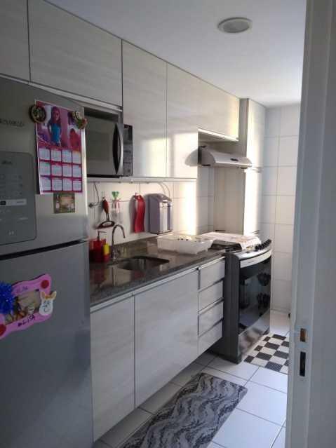 11 - Apartamento À Venda - Taquara - Rio de Janeiro - RJ - SVAP20261 - 12