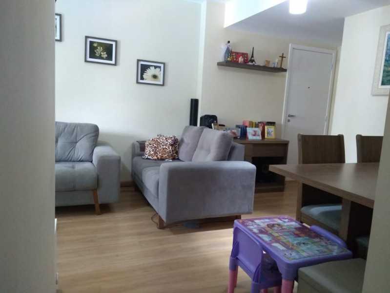 3 - Apartamento À Venda - Taquara - Rio de Janeiro - RJ - SVAP20261 - 4