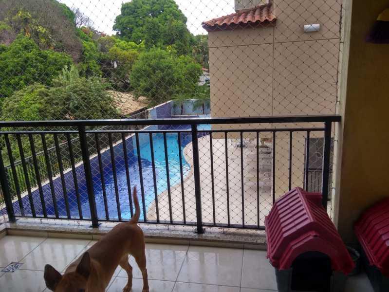 6 - Apartamento À Venda - Taquara - Rio de Janeiro - RJ - SVAP20261 - 7