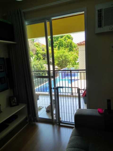 7 - Apartamento À Venda - Taquara - Rio de Janeiro - RJ - SVAP20261 - 8