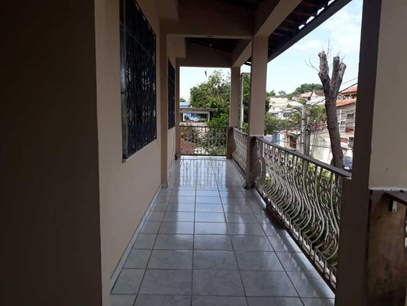 25 - Casa 4 quartos à venda Curicica, Rio de Janeiro - R$ 649.900 - SVCA40010 - 24