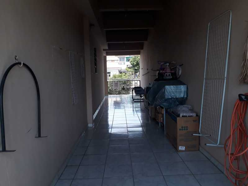 27 - Casa 4 quartos à venda Curicica, Rio de Janeiro - R$ 649.900 - SVCA40010 - 26