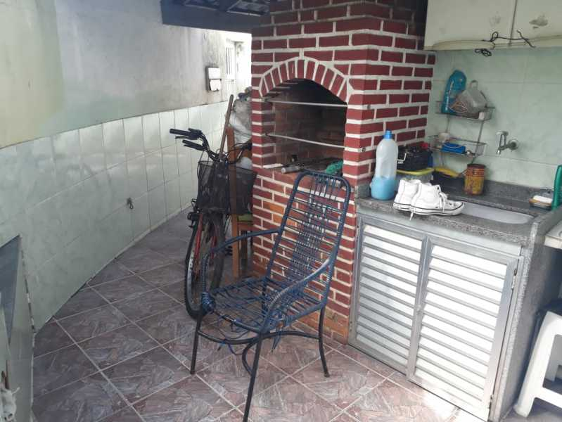 3 - Casa 4 quartos à venda Curicica, Rio de Janeiro - R$ 450.000 - SVCA40011 - 5
