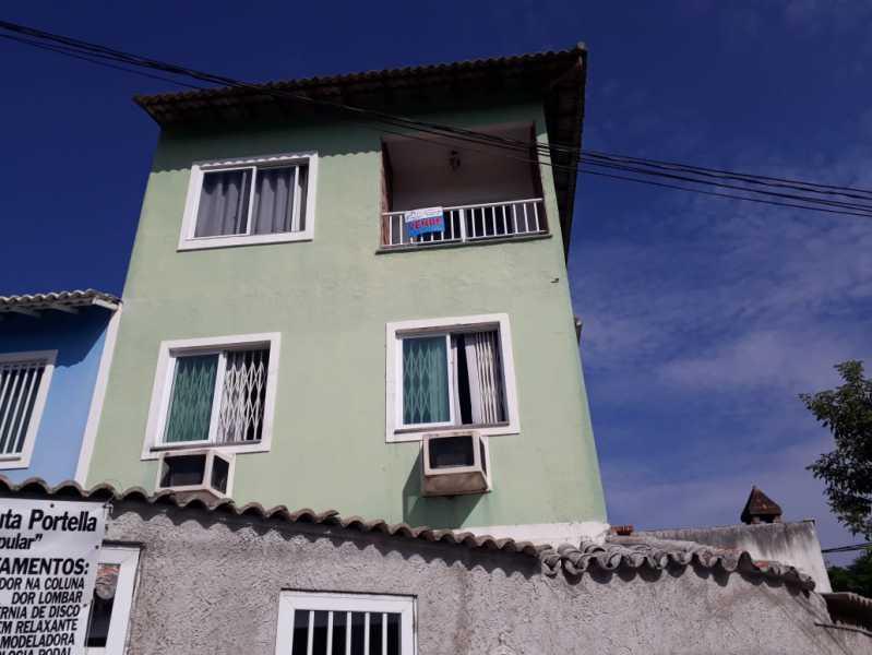 4 - Casa 4 quartos à venda Curicica, Rio de Janeiro - R$ 450.000 - SVCA40011 - 1