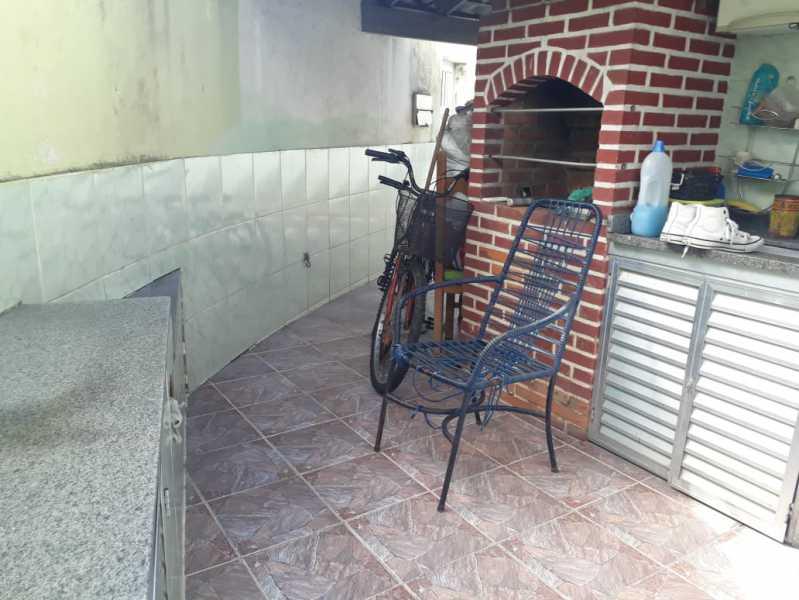 6 - Casa 4 quartos à venda Curicica, Rio de Janeiro - R$ 450.000 - SVCA40011 - 6