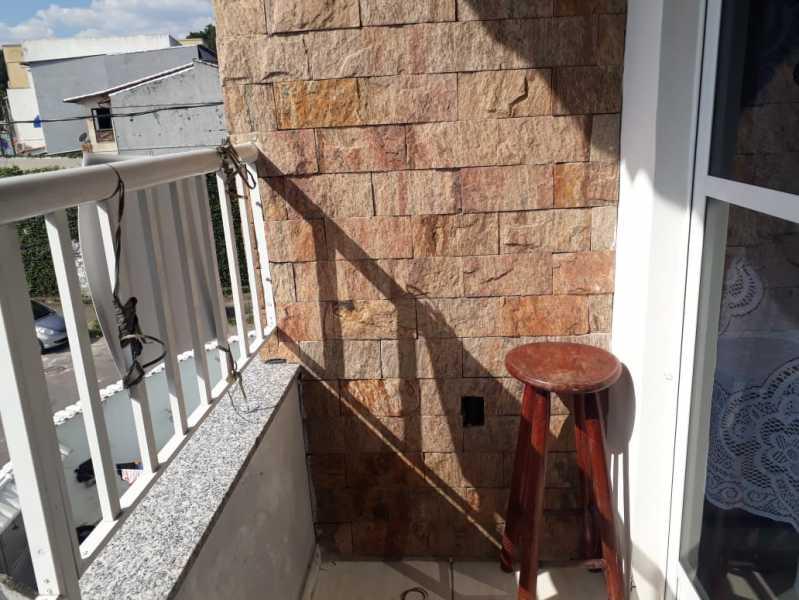 7 - Casa 4 quartos à venda Curicica, Rio de Janeiro - R$ 450.000 - SVCA40011 - 7