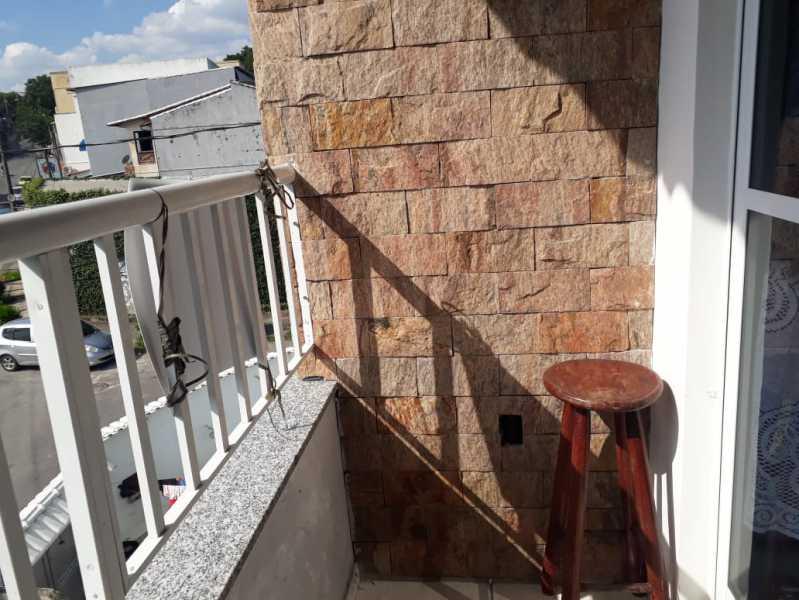 8 - Casa 4 quartos à venda Curicica, Rio de Janeiro - R$ 450.000 - SVCA40011 - 8