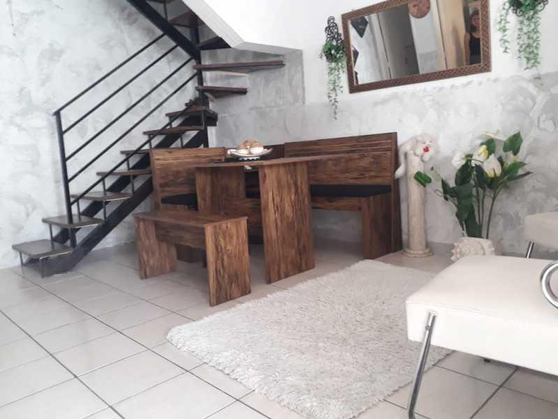 9 - Casa 4 quartos à venda Curicica, Rio de Janeiro - R$ 450.000 - SVCA40011 - 9