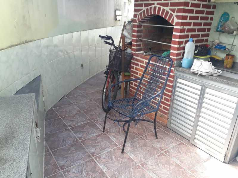 14 - Casa 4 quartos à venda Curicica, Rio de Janeiro - R$ 450.000 - SVCA40011 - 14