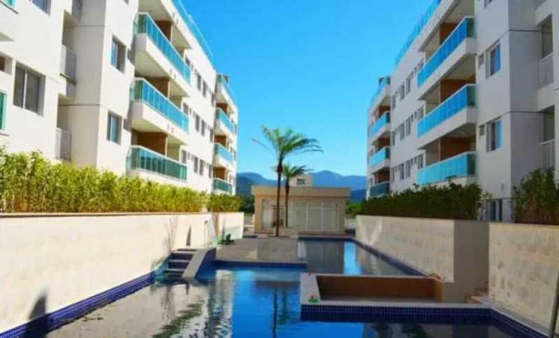1 - Apartamento 2 quartos à venda Vargem Pequena, Rio de Janeiro - R$ 375.000 - SVAP20268 - 1
