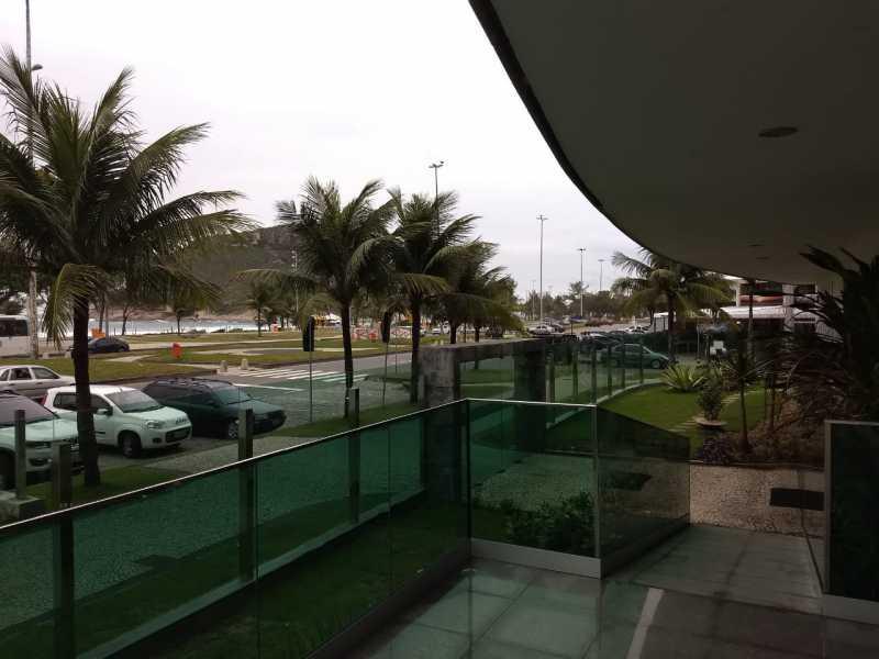 1 - Cobertura 3 quartos à venda Recreio dos Bandeirantes, Rio de Janeiro - R$ 1.281.000 - SVCO30024 - 1