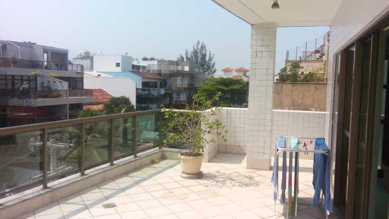 3 - Cobertura 3 quartos à venda Recreio dos Bandeirantes, Rio de Janeiro - R$ 1.281.000 - SVCO30024 - 4