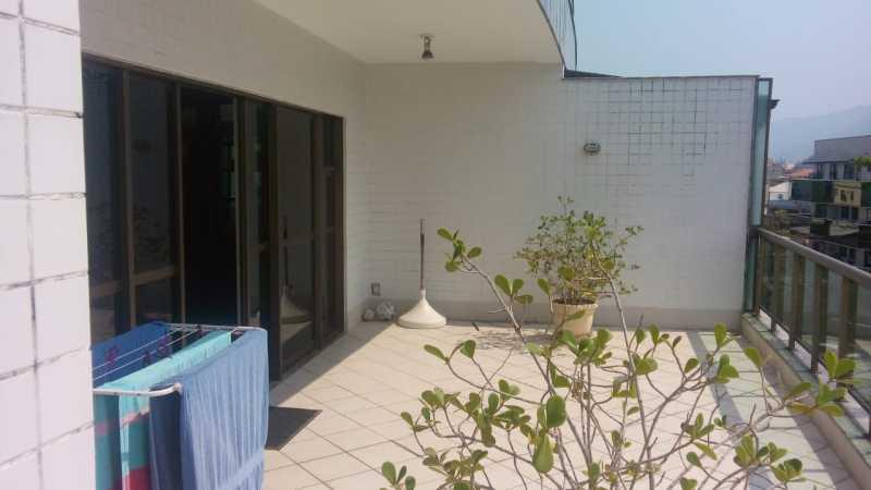 15 - Cobertura 3 quartos à venda Recreio dos Bandeirantes, Rio de Janeiro - R$ 1.281.000 - SVCO30024 - 16