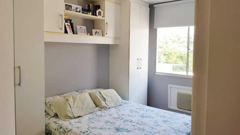 3 - Apartamento À Venda - Pechincha - Rio de Janeiro - RJ - SVAP20271 - 4