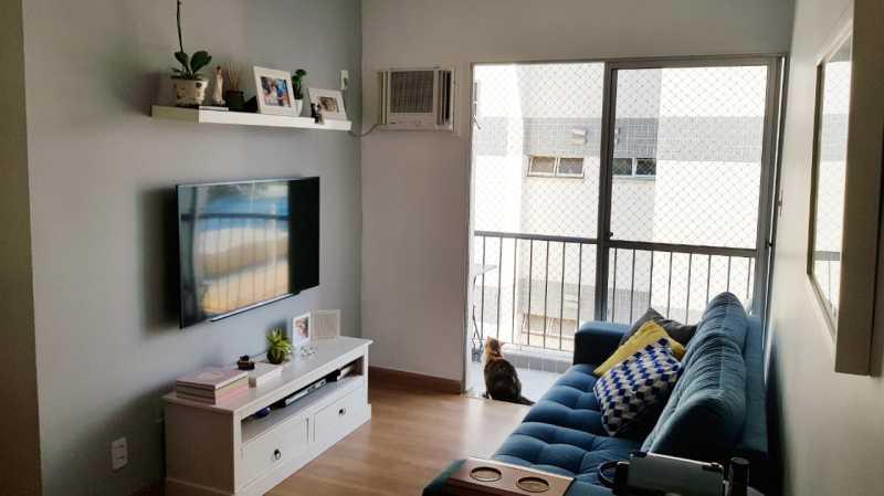 1 - Apartamento À Venda - Pechincha - Rio de Janeiro - RJ - SVAP20271 - 1