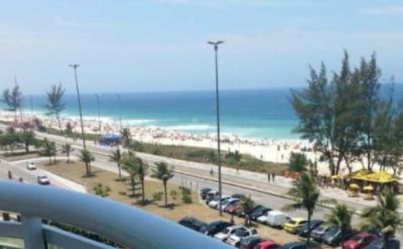 2 - Apartamento 1 quarto à venda Recreio dos Bandeirantes, Rio de Janeiro - R$ 825.000 - SVAP10051 - 1