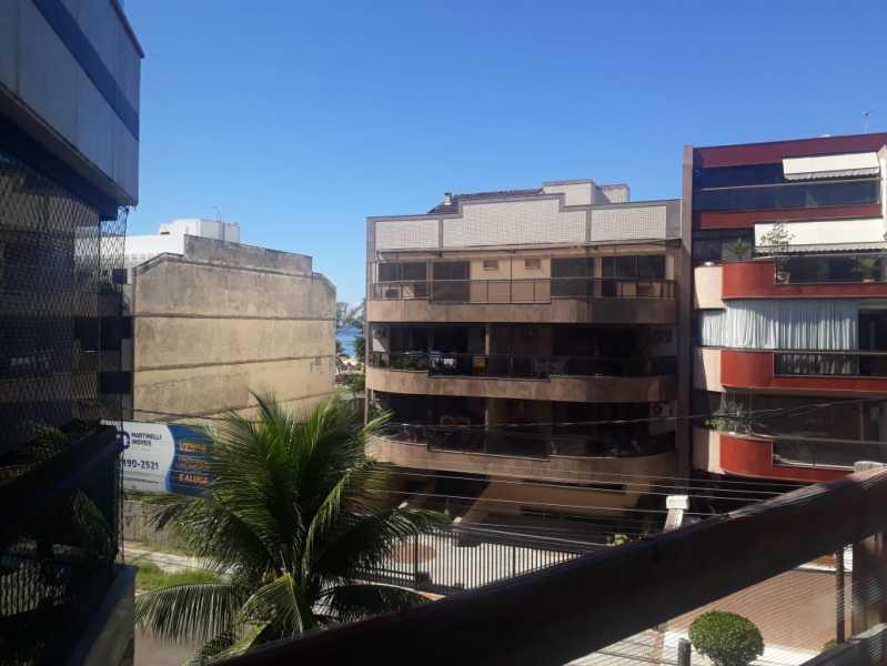 1 - Apartamento À Venda - Recreio dos Bandeirantes - Rio de Janeiro - RJ - SVAP30151 - 1
