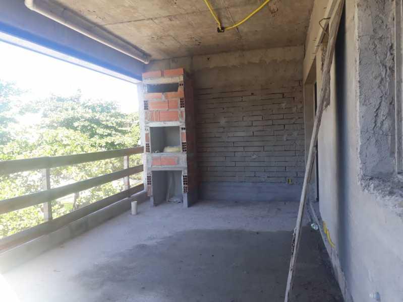 6 - Apartamento À Venda - Recreio dos Bandeirantes - Rio de Janeiro - RJ - SVAP30151 - 7