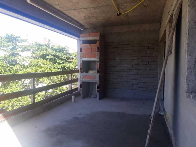 7 - Apartamento À Venda - Recreio dos Bandeirantes - Rio de Janeiro - RJ - SVAP30151 - 8