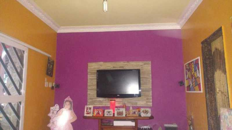 3 - Casa 2 quartos à venda Realengo, Rio de Janeiro - R$ 380.000 - SVCA20019 - 1