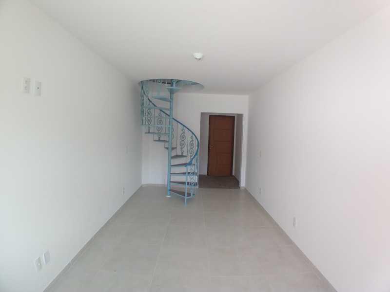 2 - Casa em Condomínio 2 quartos à venda Pechincha, Rio de Janeiro - R$ 279.900 - SVCN20039 - 3