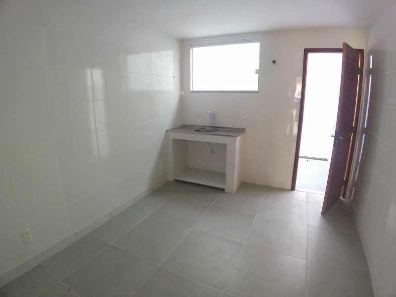 8 - Casa em Condomínio 2 quartos à venda Pechincha, Rio de Janeiro - R$ 279.900 - SVCN20039 - 9