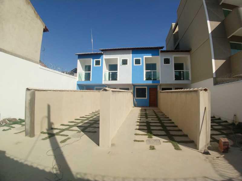 1 - Casa em Condomínio 2 quartos à venda Pechincha, Rio de Janeiro - R$ 275.000 - SVCN20040 - 1